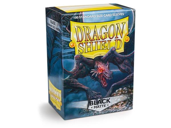 Dragon Shield Deck Protector Matte Black