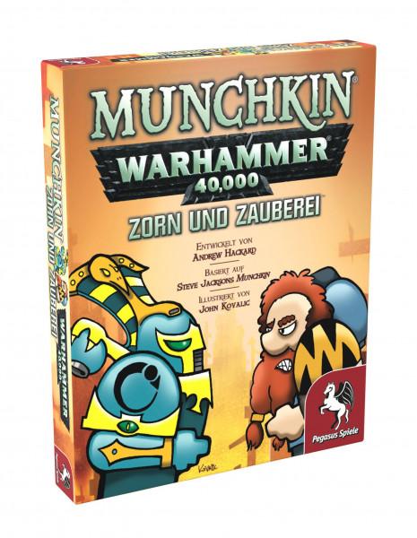 Munchkin Warhammer 40.000 - Tod und Zerstörung (Erweiterung)