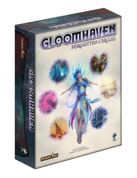Gloomhaven Forgotten Circles deutsch