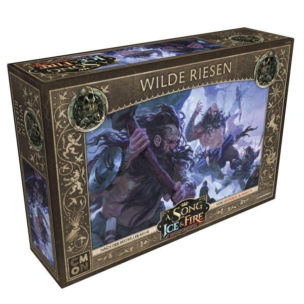 A Song of Ice & Fire: Miniaturenspiel - Wilde Riesen