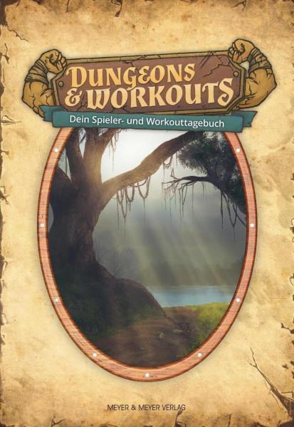 Dungeons & Workouts: Spieler- und Workouttagebuch