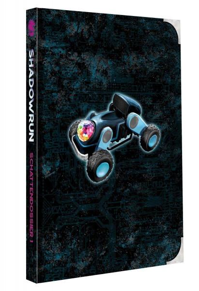 Shadowrun 5: Schattendossier 1 *limitierte Ausgabe *