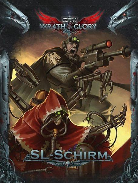 W40k Rollenspiel Wrath & Glory - Spielleiterschirm