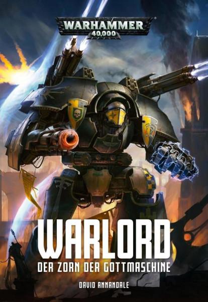 Warlord - Der Zorn der Gottmaschine Paperback