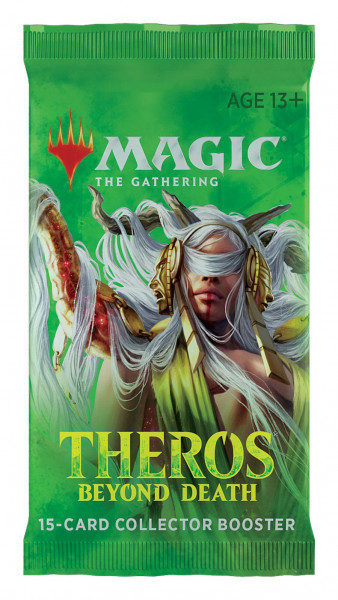 Magic: Theros Beyond Death Collectors Booster engl