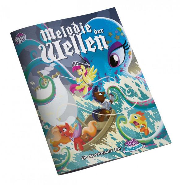 My little Pony - Tails of Equestria: Melodie der Wellen