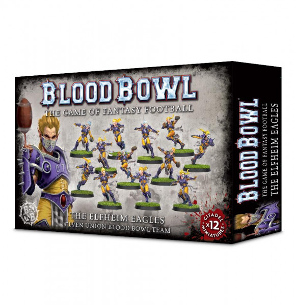 Blood Bowl Elfheim Eagles Team