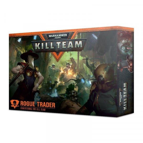 Kill Team Rouge Trader