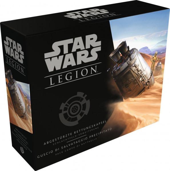 Star Wars: Legion - Abgestürzte Rettungskapsel