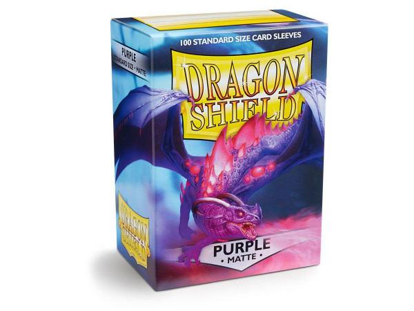 Dragon Shield Deck Protector Matte Purple