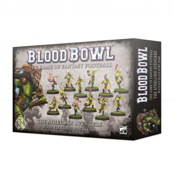 Blood Bowl: Athelon Avengers