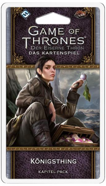 Game of Thrones Kartenspiel: Der Eiserne Thron - 2. Edition - Königsthing / Krähenschwarm 3
