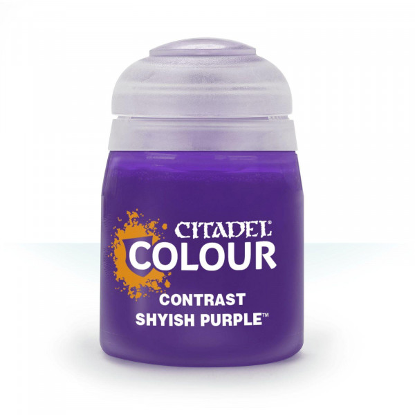 Farben Contrast: Shyish Purple