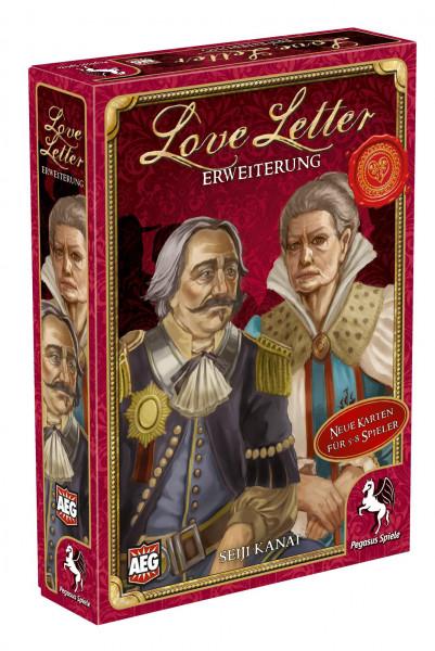 Love Letter Erweiterung