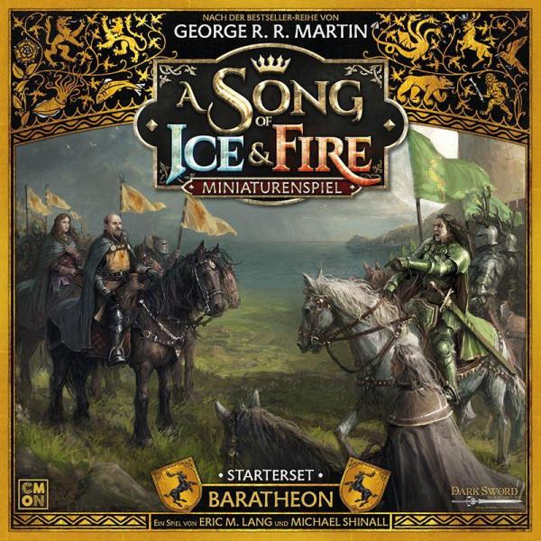 A Song of Ice & Fire: Miniaturenspiel - Baratheon • Starterset