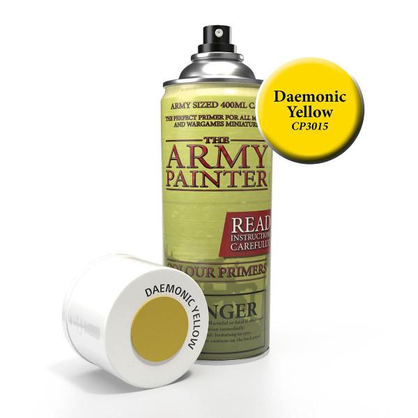 Army Painter: Primer Daemonic Yellow