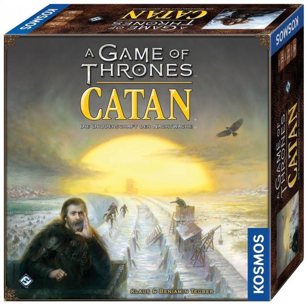 A Game of Thrones CATAN - Die Bruderschaft der Nachtwache