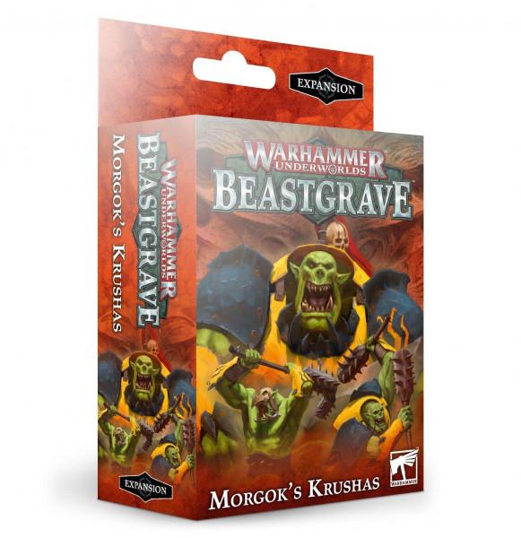 Warhammer Underworlds: Morgoks Brechaz