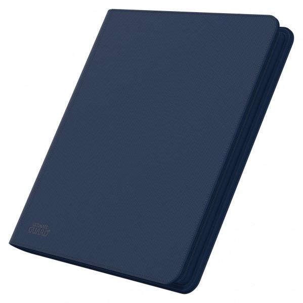 Ultimate Guard 12-Pocket QuadRow ZipFolio XenoSkin dunkelblau