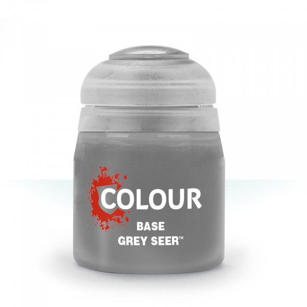 Farben Base: Grey Seer