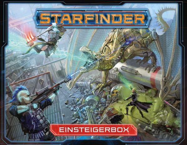 Starfinder Einsteigerbox