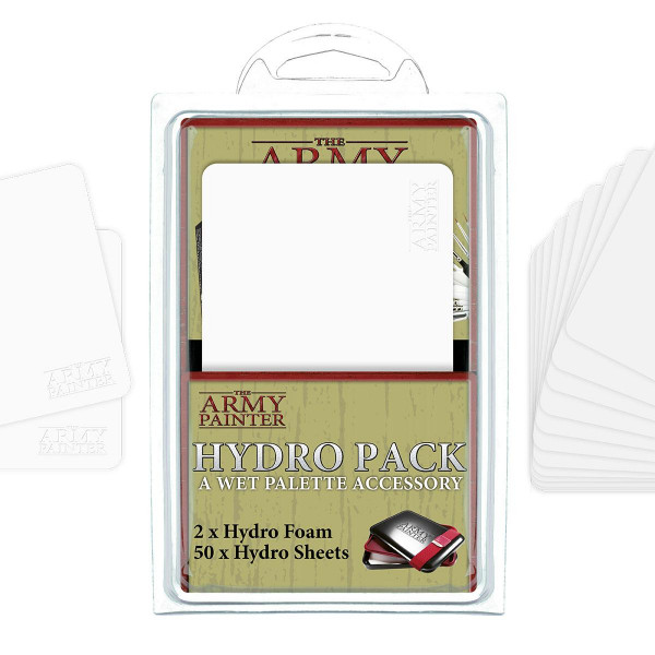 Army Painter Wet Palette Hydro Pack