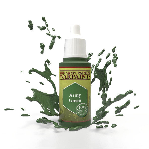 Army Painter Farben Army Green