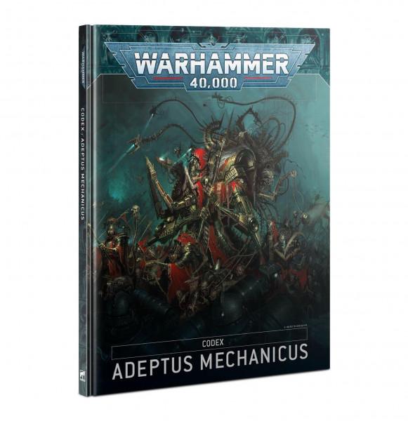 Codex: Adeptus Mechanicus englisch