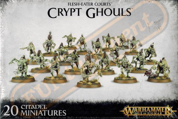 Flesh-Eater Courts Crypt Ghoule