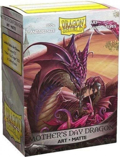 Dragon Shield Deck Protector Art - Mother ´s Day Dragon