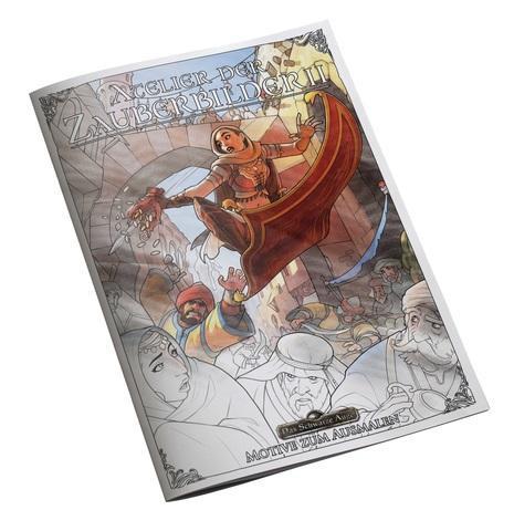 DSA 5 - Atelier der Zauberbilder 2