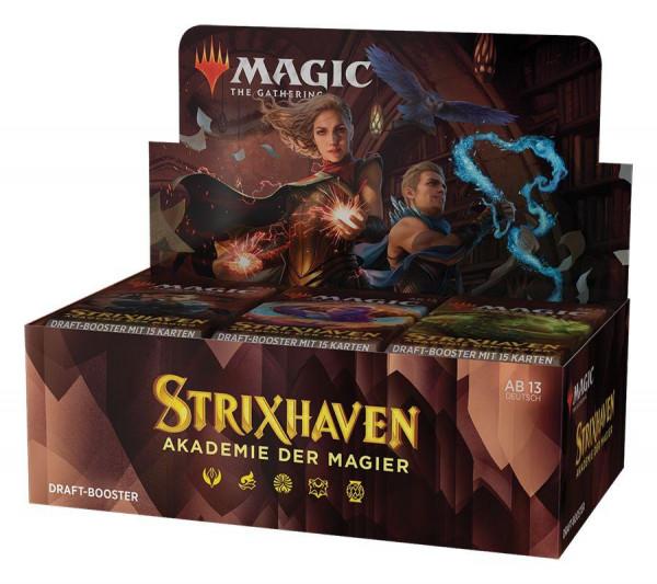 Magic: Strixhaven: Akademie der Magier Draft-Booster Display (36) deutsch