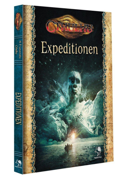 Cthulhu: Expeditionen (Hardcover)