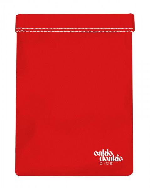 Oakie Doakie Dice Bag large - red