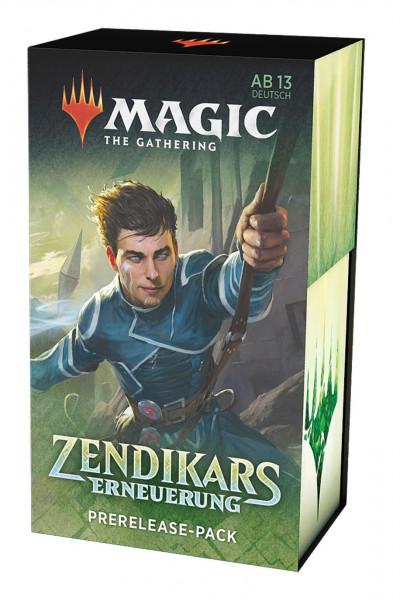 Magic: Zendikars Erneuerung Prerelease Pack