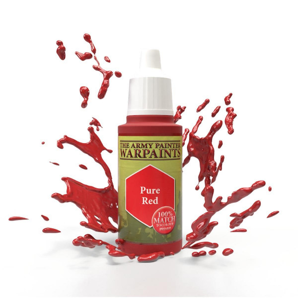 Army Painter Farben Pure Red