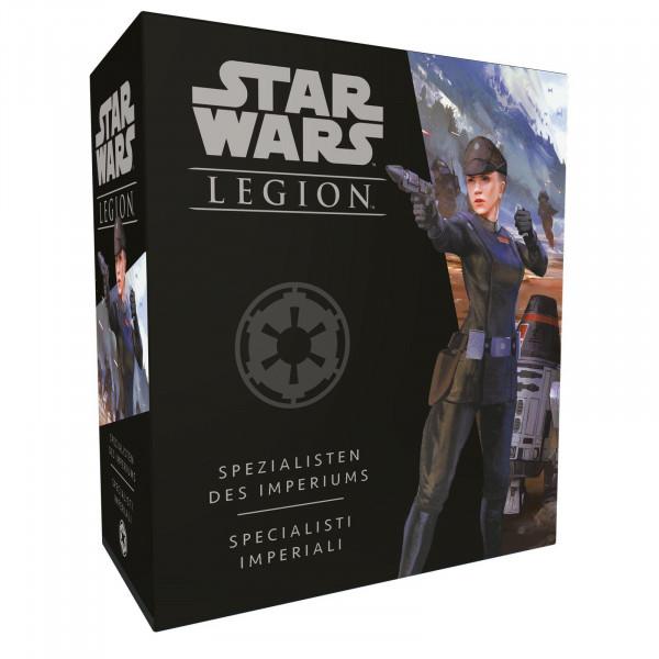 Star Wars: Legion - Spezialisten des Imperiums