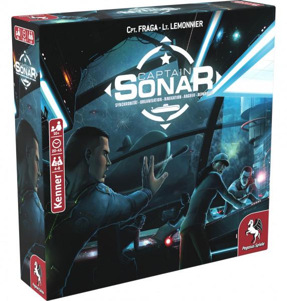 Captain Sonar (deusche Ausgabe)