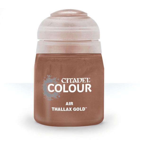 Farben Air 24ml: Thallax Gold