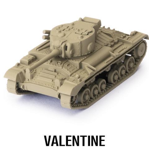 World of Tanks Expansion - British (Valentine) deutsch