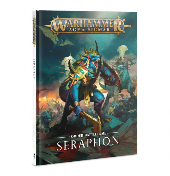 Age of Sigmar: Battletome Seraphon
