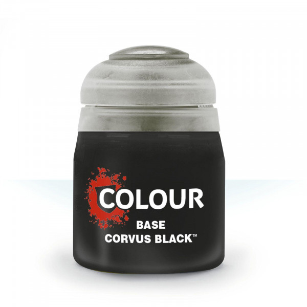 Farben Base: Corvus Black