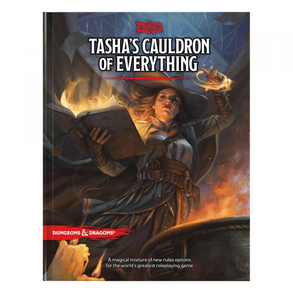 Dungeons & Dragons RPG Tasha´s Cauldron of Everything englisch