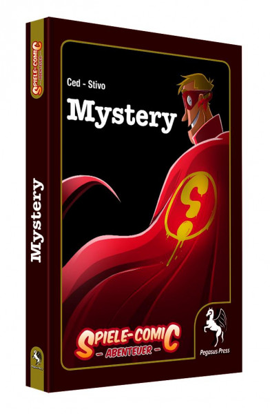 Spiele-Comic Abenteuer - Mystery (Hardcover)