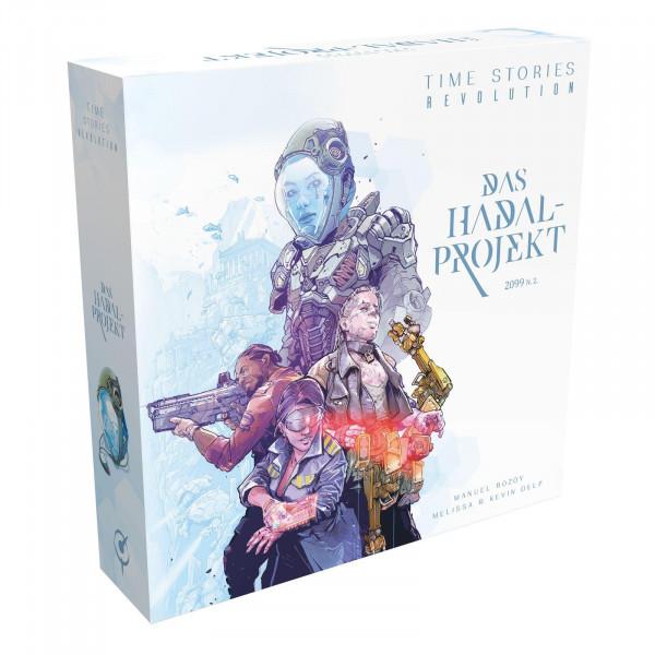 TIME Stories - Revolution - Das Hadal-Projekt
