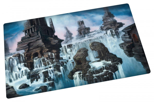 Ultimate Guard Spielmatte Lands Edition II Insel 61 x 35 cm