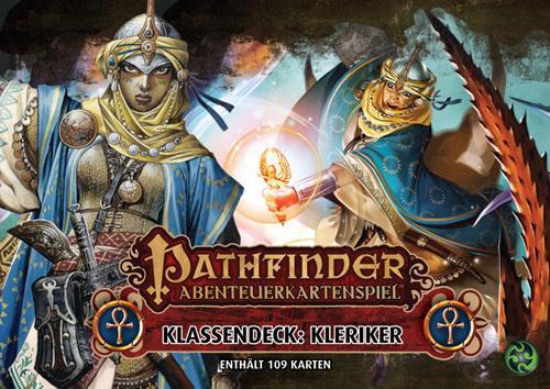Pathfinder Abenteuerkartenspiel: Klassendeck: Kleriker