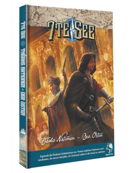 7te See Nationen von Théah - Der Osten (Hardcover)
