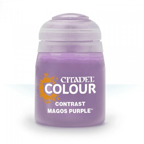 Farben Contrast: Magos Purple