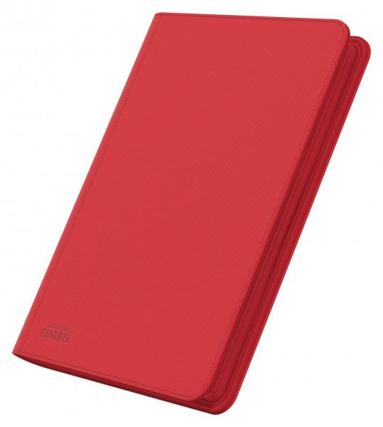 Ultimate Guard 9-Pocket ZipFolio XenoSkin Rot